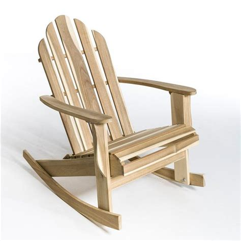 Rocking Chair Allaitement by Excellent Rocking Chair De Jardin Thodore Style Adirondack