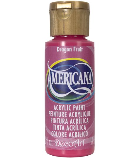 acrylic paint and craft deco americana 2 oz acrylic paint 1pk at joann
