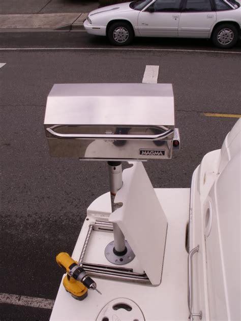 yamaha jet boat grill grill installation