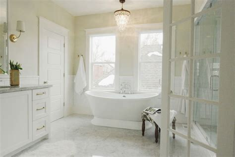Crystal Wall Sconce Bathroom Overstock Crystal Chandelier Transitional Bathroom