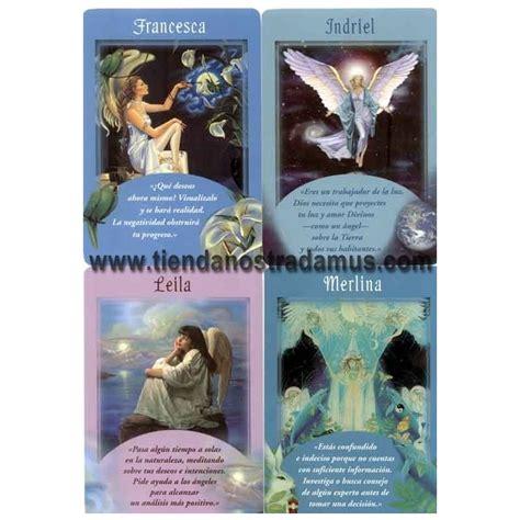 mensajes de tus angeles tienda nostradamus