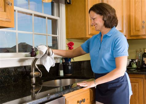 how to clean a kitchen without spending a fortune