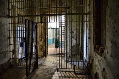 Prison Doors Open by Prison Cell All I Seek