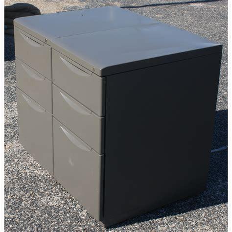 Herman Miller File Cabinets by 2 Herman Miller Geoff Hollington Relay File Cabinet Ebay