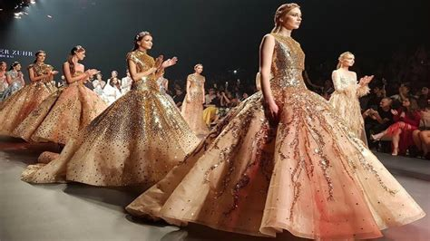 Whats New At Style Couture In The City Fashion Couture In The City 2 by Atelier Zuhra Couture Summer 2018 Fashion