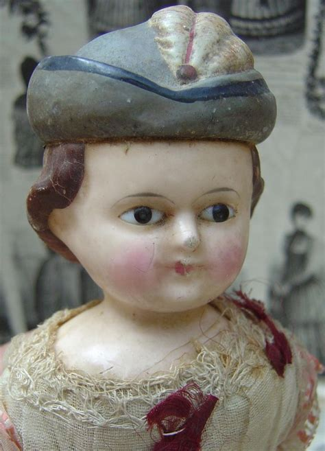Blume Hair Original From Germany 311 best images about antique wax dolls on