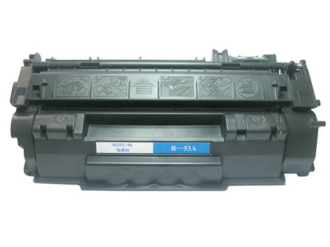 Toner Q7553a china toner cartridge for hp q7553a china toner