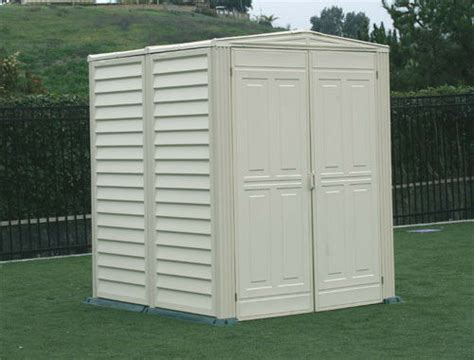 duramax sheds  yardmate vinyl outdoor storage shed kit