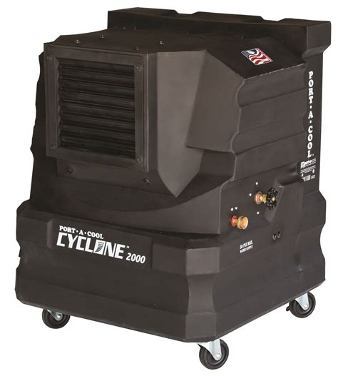Cyclone 2000   Cools 500 Square Feet (PACCYC02)   Portable Air conditioning