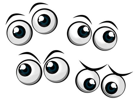 printable cartoon character eyes free free cartoon eyes icons psd png and picture