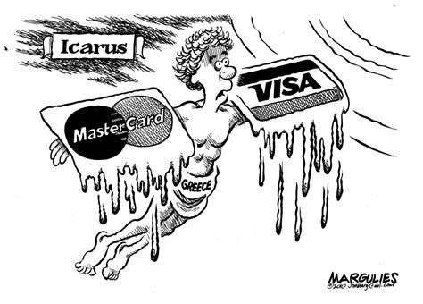 credit card debt economic cartoons 2016 political cartoons in the efl and american studies