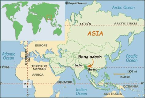 bangladesh on the world map st margaret s academy geography year 10