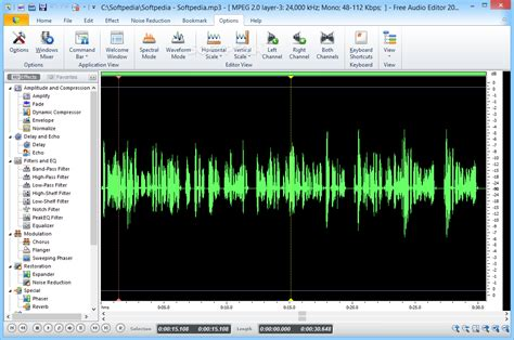 online tutorial recording software free audio editor download
