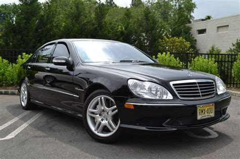 how to learn all about cars 2005 mercedes benz s class regenerative braking buy used 2005 mercedes benz s55 amg in freehold new jersey united states for us 39 000 00