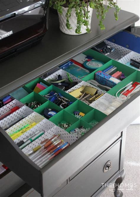 paper drawer organizer diy diy drawer dividers ideas diy projects craft ideas how