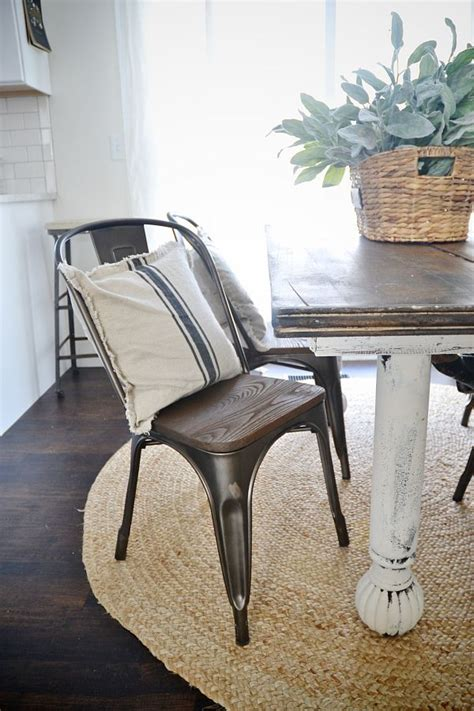 best 25 metal dining chairs ideas on