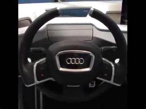 audi steering wheels audi transforming steering wheel