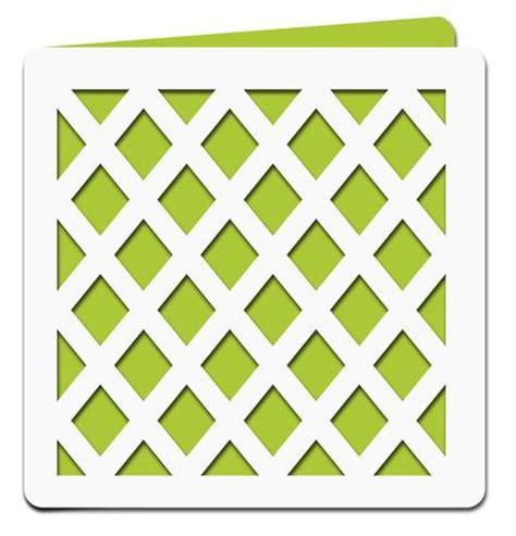 lattice card template lattice square card template file cup701329 671