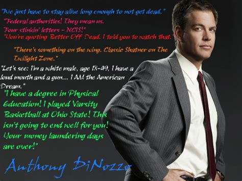 ncis tony funny tony from ncis quotes quotesgram