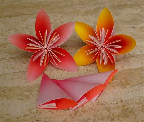 napkin origami flower origami how to fold a origami paper flower decoration for