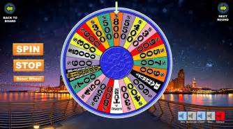 wheel of fortune template wheel of fortune powerpoint template 4 best and various