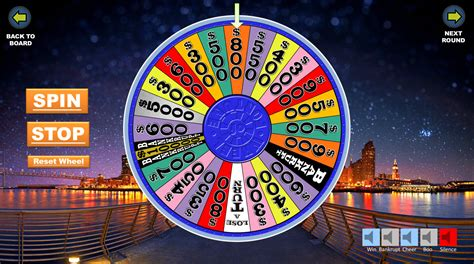 Wheel Of Fortune Powerpoint Template Professional Templates For You Wheel Of Fortune Powerpoint Template