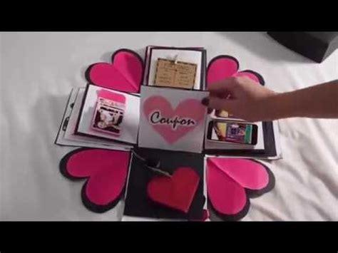 tutorial membuat kartu ucapan unik video clip hay cara membuat kotak kado hadiah imut