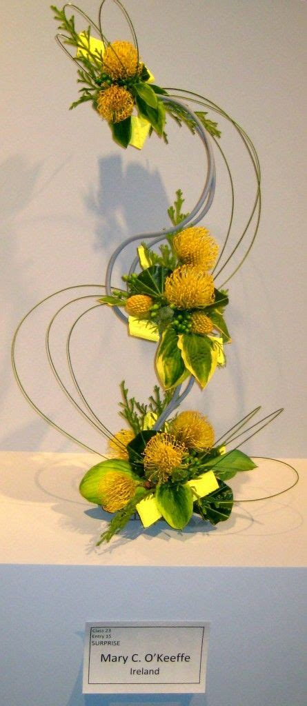 Easy Christmas Table Centerpieces - national garden club flower shows the garden club of the back bay exhibition flower design