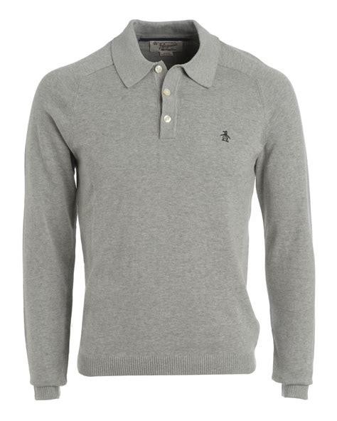 Xersion Fit T Shirt Original Grey original penguin grey sleeve slim fit polo shirt