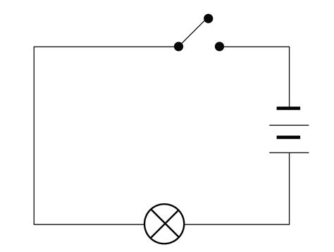 circuit drawing circuit open circuit diagram zen drawing emergency light