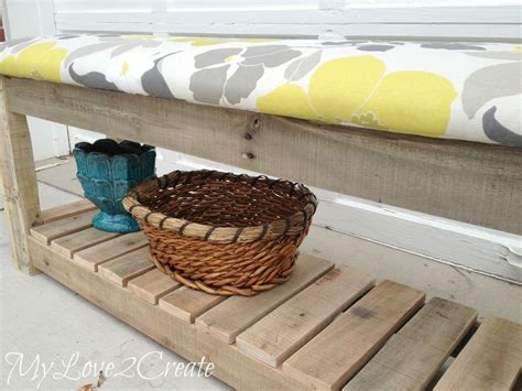 diy padded bench hometalk diy upholstered bench
