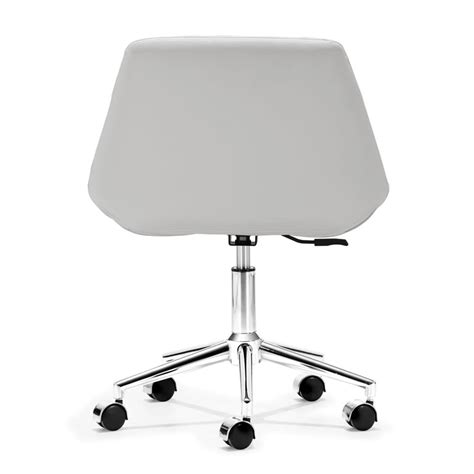 Office Furniture Zen Dreamfurniture Zen Office Chair White