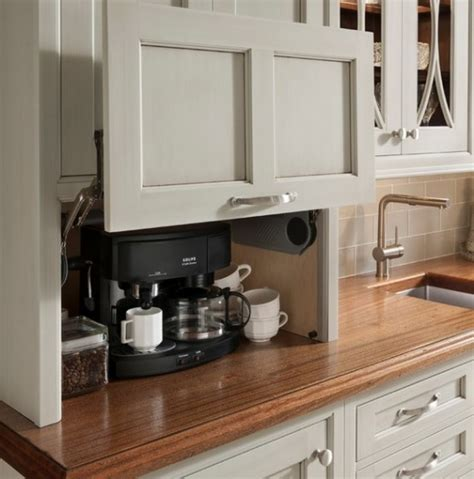 creative storage ideas for small kitchens 42 creative appliances storage ideas for small kitchens