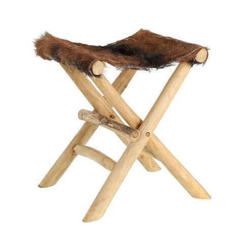 sgabello etnico sgabello etnico in pelle di capra mobili etnici