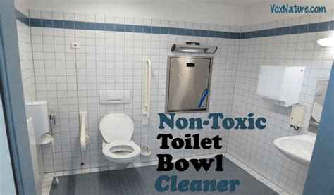 non toxic bathroom cleaner diy non toxic toilet bowl cleaner