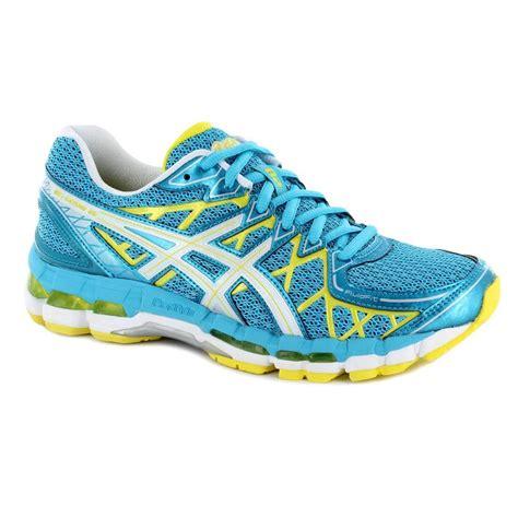 asics gel kayano 20 womens running shoes asics womens gel kayano 20 running shoes turquoise white