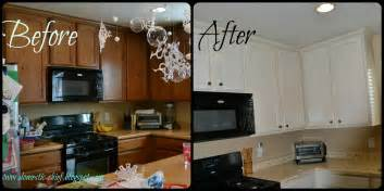 Behr Kitchen Cabinet Paint Chief Domestic Officer Kitchen Cabinet Makeover