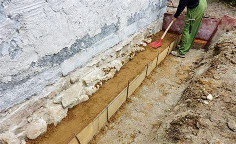 haus ohne keller drainage haus ohne keller drainage keller abdichten keller