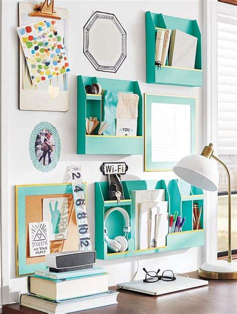 17 best ideas about desk organization on diy