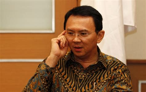 ahok for president ahok claims president approved reclamation project