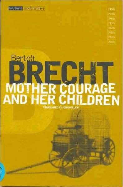 libro mother courage and her mother courage and her children by bertolt brecht