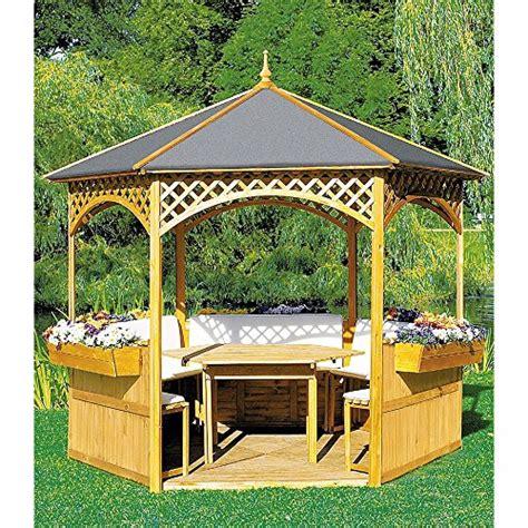 wasserdichter pavillon 3x4 gartenpavillon holz pavillon palma mit