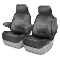 Seat Covers Leather Custom Coverking 174 Chevy Equinox 2010 2011 Genuine Leather
