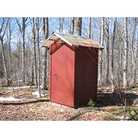 backyard outhouse how to build a modern outhouse for your back yard that isn t smelly