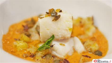 come cucinare il baccalà con pomodoro ricetta gazpacho all italiana con baccal 224 consigli e