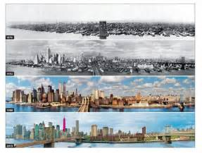 15 before and after pictures of cities that have been affected by
