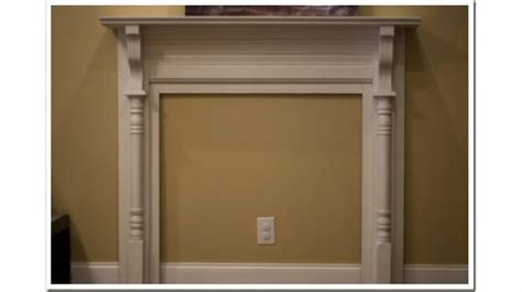 diy chalkboard fireplace 17 best images about faux fireplace mantel surround on