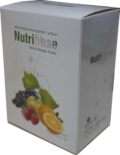 Nutribase Detox by Nutribase Beverage Power Nutribase