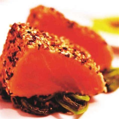 ricette tonno rosso antipasti primi e secondi piatti con