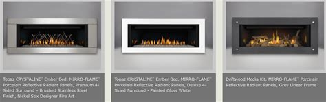 Napoleon Lhd45 Linear Gas Fireplace by Napoleon Lhd45 Linear Direct Vent Gas Fireplace By Obadiah